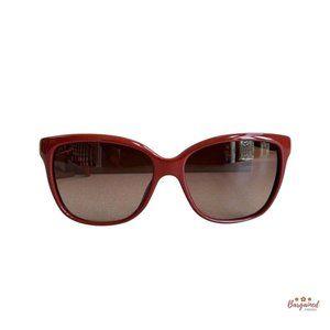 Authentic GUCCI Web Sunglasses GG 3645/S Red